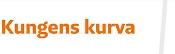 Kungens kurva Logotyp